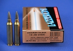 Lazzeroni® Factory Loaded Ammo in Caliber 7.82 (.308) Warbird® 168gr Lubed Sierra HPBT