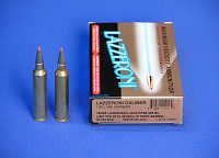 Lazzeroni® Factory Loaded Ammo in Caliber 7.82 (.308) Warbird® 180gr LazerHead Lead-Free