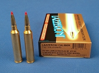 Lazzeroni® Factory Loaded Ammo in Caliber 7.82 (.308) Warbird® 212GR Lubricated ELD-X