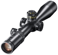 Schmidt & Bender® 5-25X56 PM II Rifle Scope w/Illuminated P4L fein Reticle.