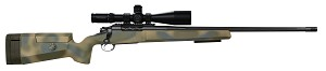 M2012 Precision-Hunter Extra-Long-Range in Caliber 7.21 (.284) Firebird®