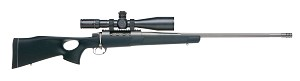 Lazzeroni® Rifle M2012 Thumbhole Extra Long-Range in Caliber 8.59 (.338) Titan®